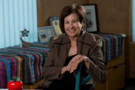 Vicki Ruiz gets distinguished service award from the Organization of American Historians