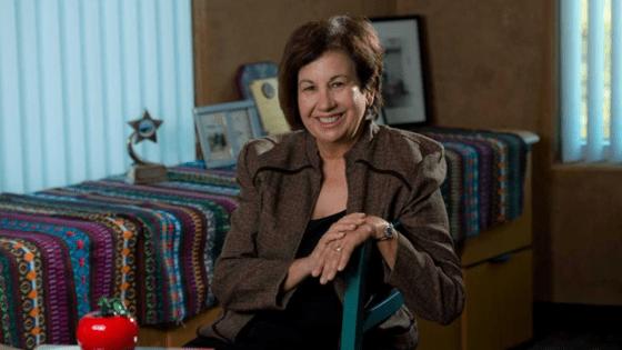 Vicki Ruiz gets distinguished service award from the Organization of American Historians