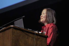 Clare Yu is named a fellow by the American Academy of Arts & Sciences