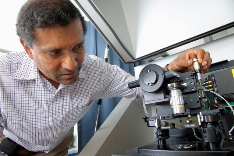 UCI's Kumar Wickramasinghe is named a fellow of the Royal Society