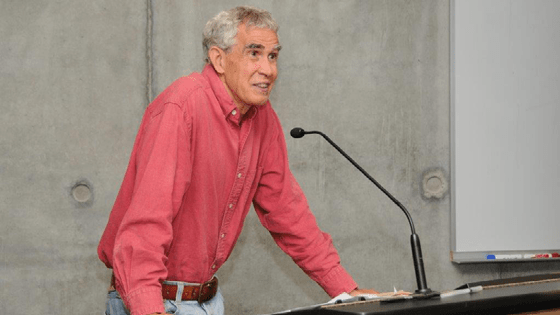 Chancellor's Professor Emeritus wins award from Society for Study of Southern Literature