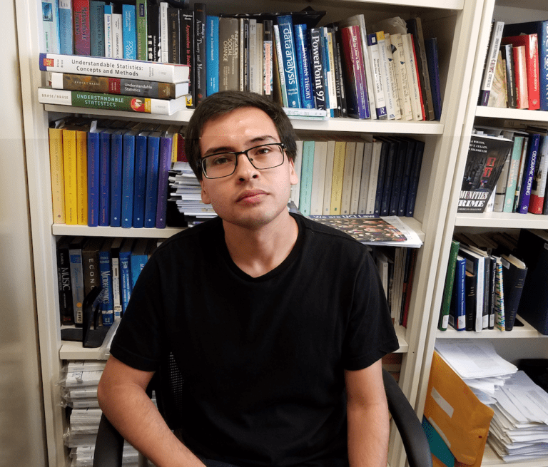 UCI doctoral student to be awarded prestigious American Society of Criminology fellowship