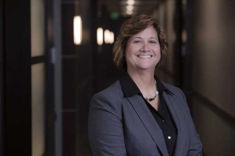 Liz Griffin named chief of UCI Police Department