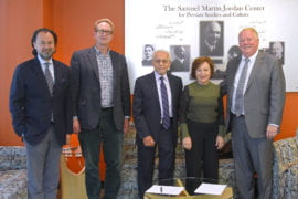 Samuel Jordan Center for Persian Studies and Culture receives $50,000 gift