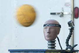 New study tracks perils of water polo head injuries