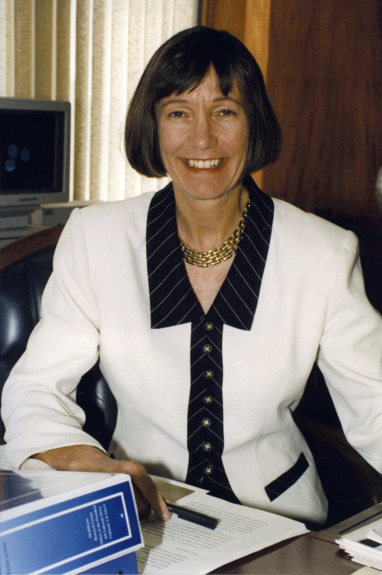 Laurel Wilkening, third UCI chancellor and noted planetary scientist, dies at 74