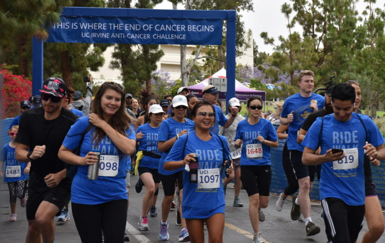 UCI's third annual Anti-Cancer Challenge sets fundraising record