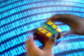 UCI researchers' deep learning algorithm solves Rubik's Cube faster than any human