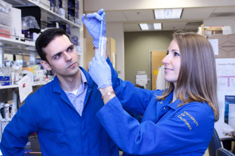 UCI team pioneers cancer treatment that targets bone metastases while sparing bone
