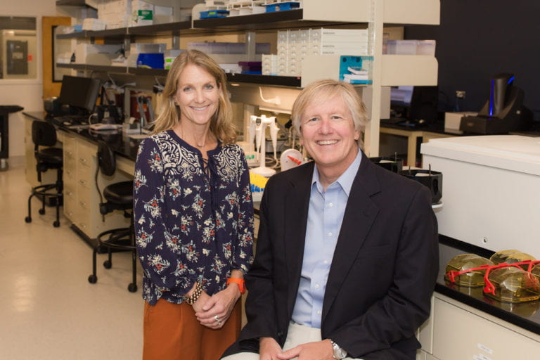 UCI institute receives $1 million Prentiss Foundation gift to expand salivary research