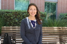 UC President's Postdoctoral Fellow in history wins 2019 Native American 40 Under 40 award