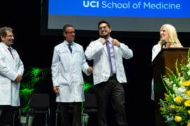 White coats, bright futures