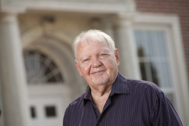 Fredric Jameson donates personal, professional papers to UCI Libraries