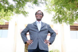 Oladele Ogunseitan is appointed UC Presidential Chair at UCI