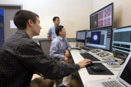 UCI scientists reveal mechanism of electron charge exchange in molecules