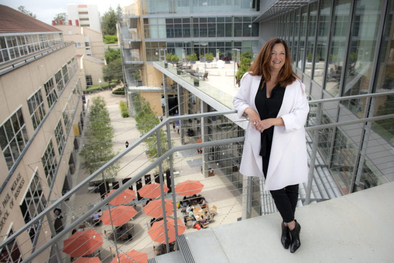 UCI alumna pledges $1.5 million in legacy giving to Paul Merage School of Business