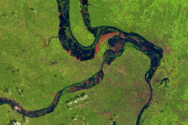 Plant physiology will be major contributor to future river flooding, UCI study finds