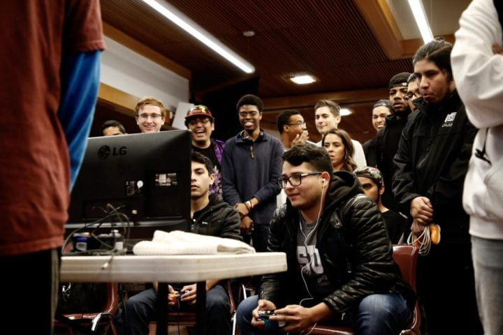 UCI Esports teams with GameChanger Charity, Amazon Web Services for Giving Tuesday