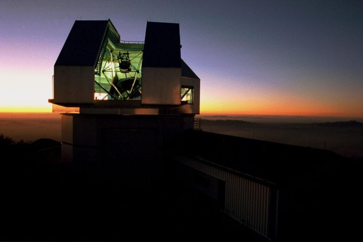 Exoplanet hunting instrument created in part by UCI astronomer makes first observations