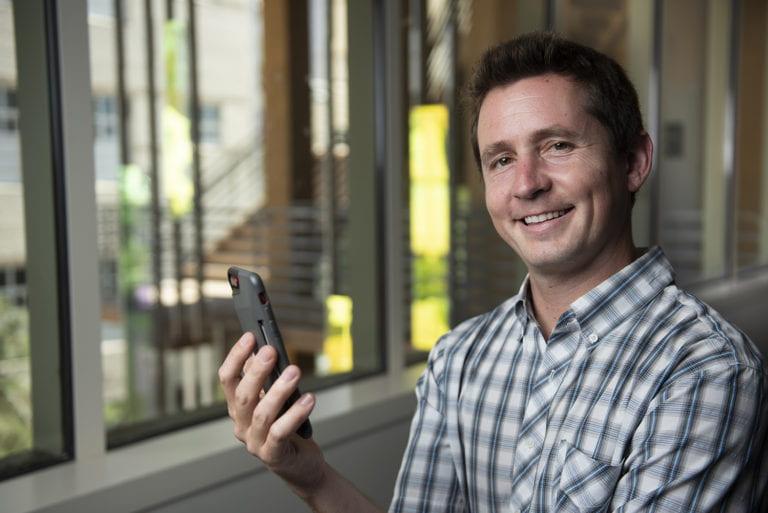 Self-care via cellphones