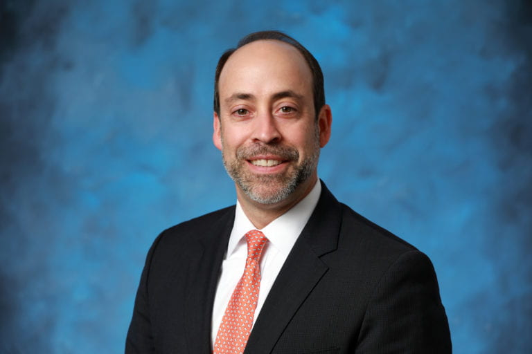 Chad T. Lefteris named CEO of UCI Health