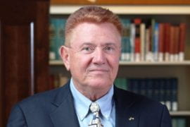 Roy Eddleman gives $1 million to establish new UCI graduate fellowship