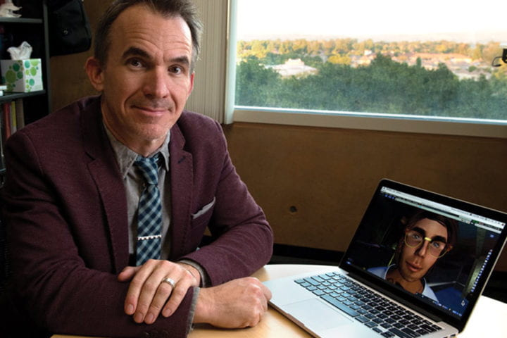 Tom Boellstorff awarded NSF grant to study impact of digital social interactions on post-pandemic life