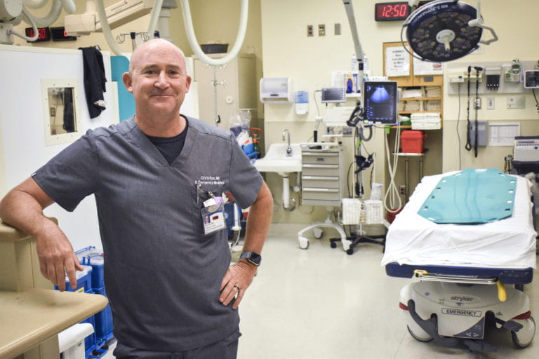 UCI Podcast: In the ER with Dr. Chris Fox