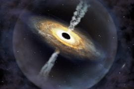 UCI astronomers analyze second-most distant quasar