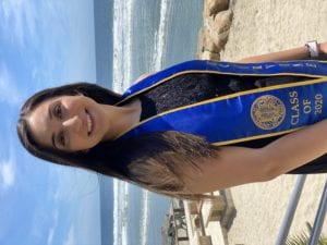 CalTeach UCI graduate Amanda Dabbous