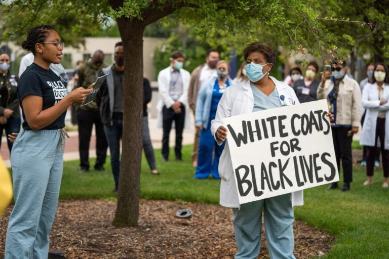 UCI Podcast: How the LEAD-ABC program gives black medical students a 'powerful' voice