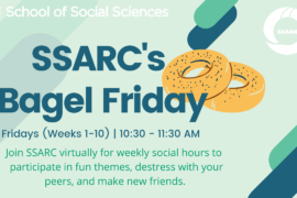 School of Social Sciences finds way to stay social