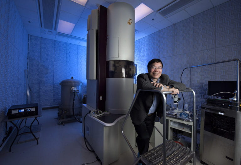 NSF grants $18 million to UCI for materials science and engineering center