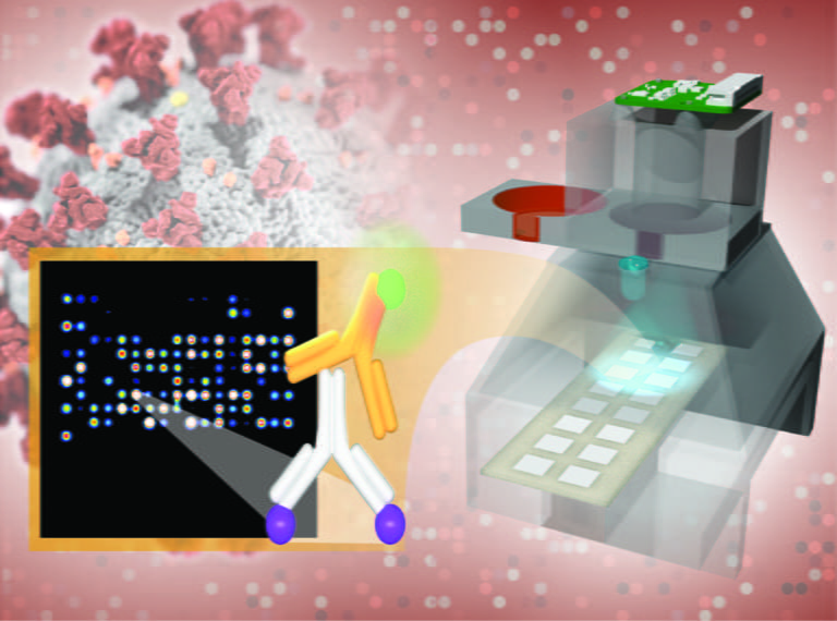 UCI develops low-cost, accurate COVID-19 antibody detection platform