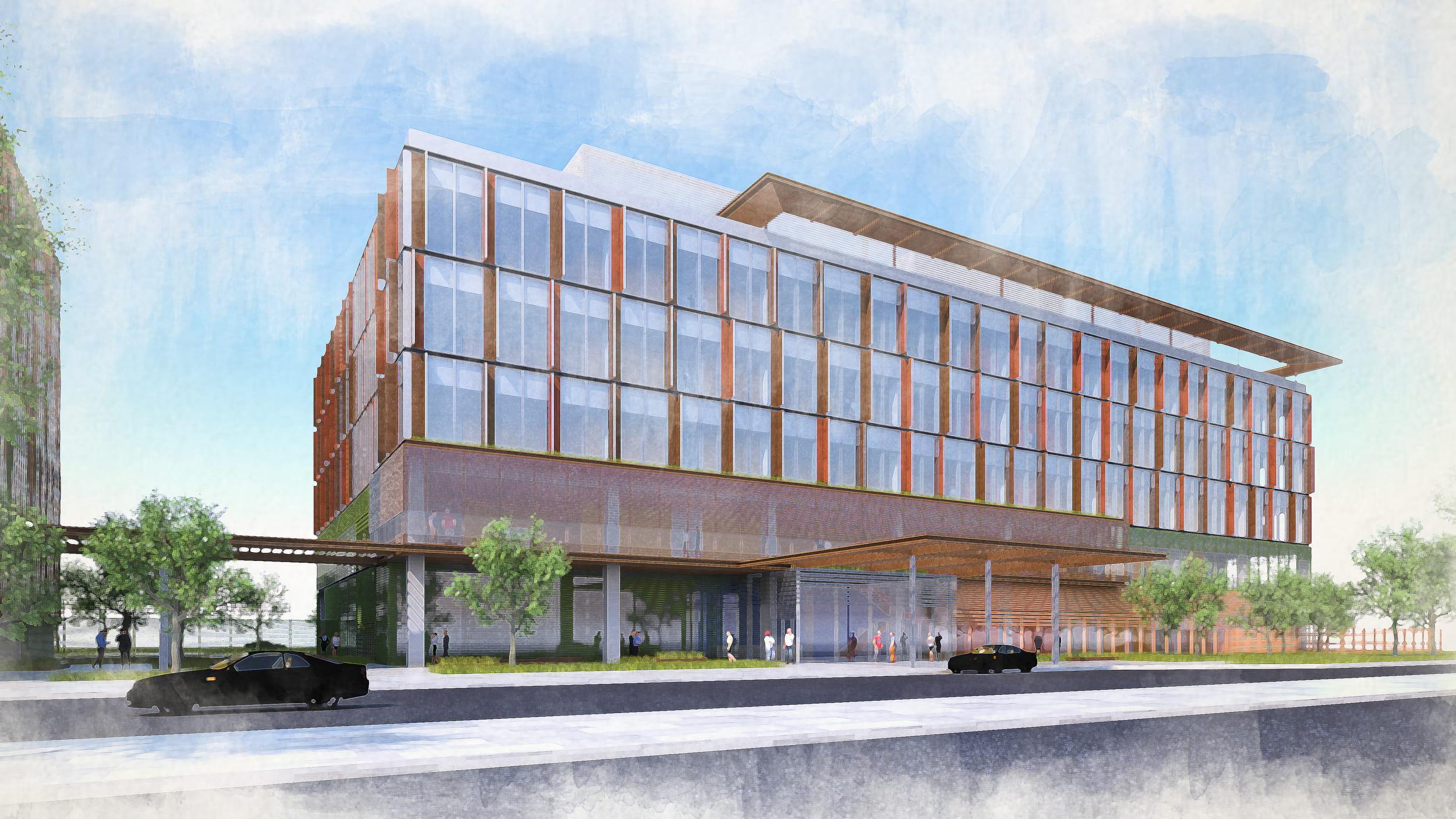 UCI Health Center for Advanced Care