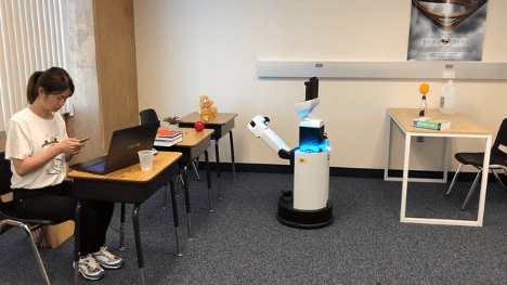 Robots to the rescue