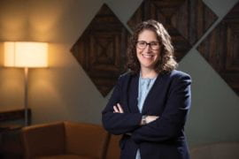 UCI Podcast: Michelle Deutchman on the pandemic's effect on campus free speech