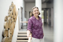 Balzan Prize is awarded to Susan Trumbore for contributions in Earth system dynamics