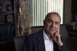 National Academy of Medicine elects UCI biomedical engineer Kyriacos A. Athanasiou
