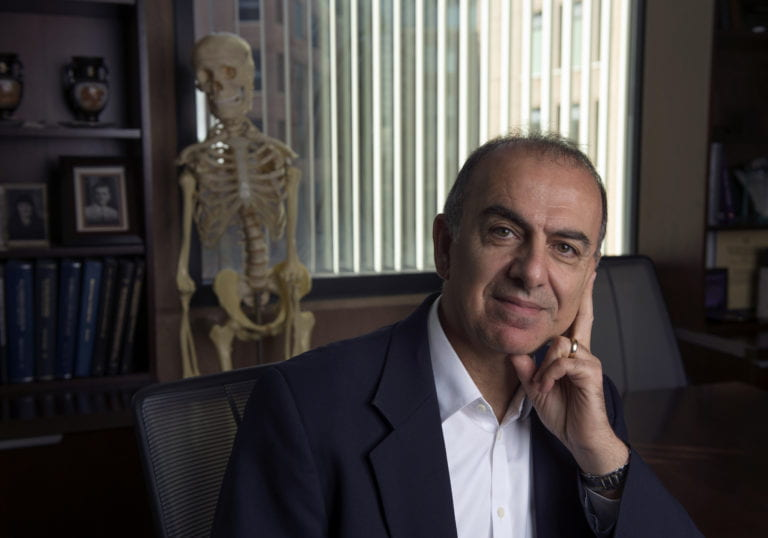 National Academy of Medicine elects UCI biomedical engineer Kyriacos A. Athanasiou