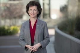 Pharmacy and pharmaceutical sciences dean endows Founding Partners Scholarship