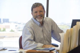 Vice Provost Michael Dennin wins Idea Competition