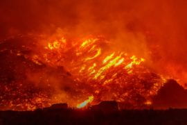UCI, Tsinghua U.: California's 2018 wildfires caused $150 billion in damages