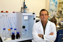UCI biologist who harnesses antibodies honored as inventor
