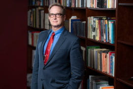 Humanities dean Tyrus Miller establishes endowment for distinguished lecture series