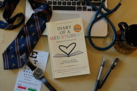 UCI Podcast: Diary of a med student