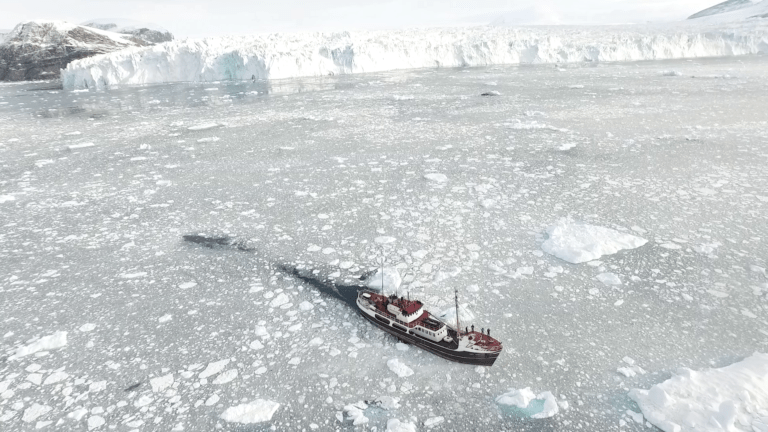 Increasing ocean temperature threatens Greenland's ice sheet