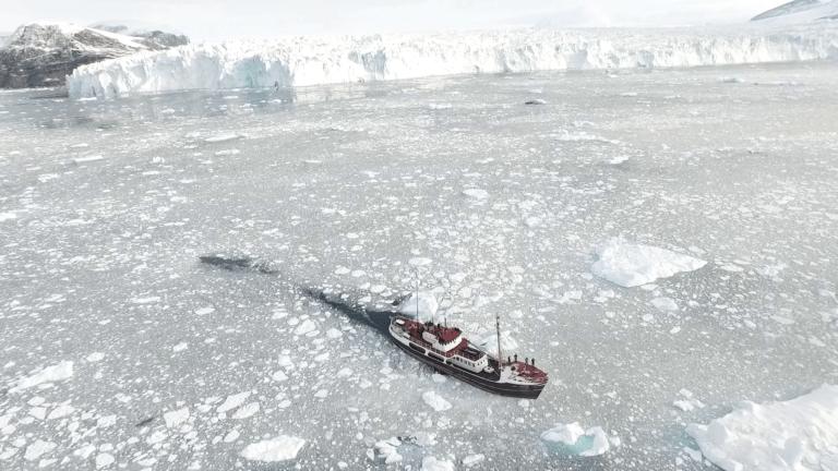 Increasing ocean temperature threatens Greenland's ice sheet