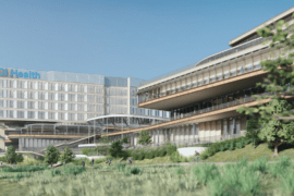 UCI to build world-class hospital on Irvine campus