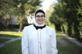 UCI celebrates the first prestigious scholarship recipient of the New Year